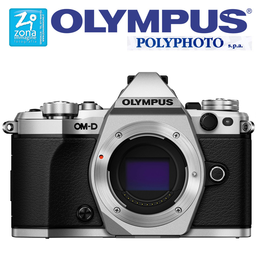 OLYMPUS OM-D E-M5 Mark II body da kit
