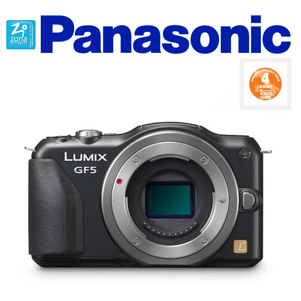 PANASONIC GF5 da kit