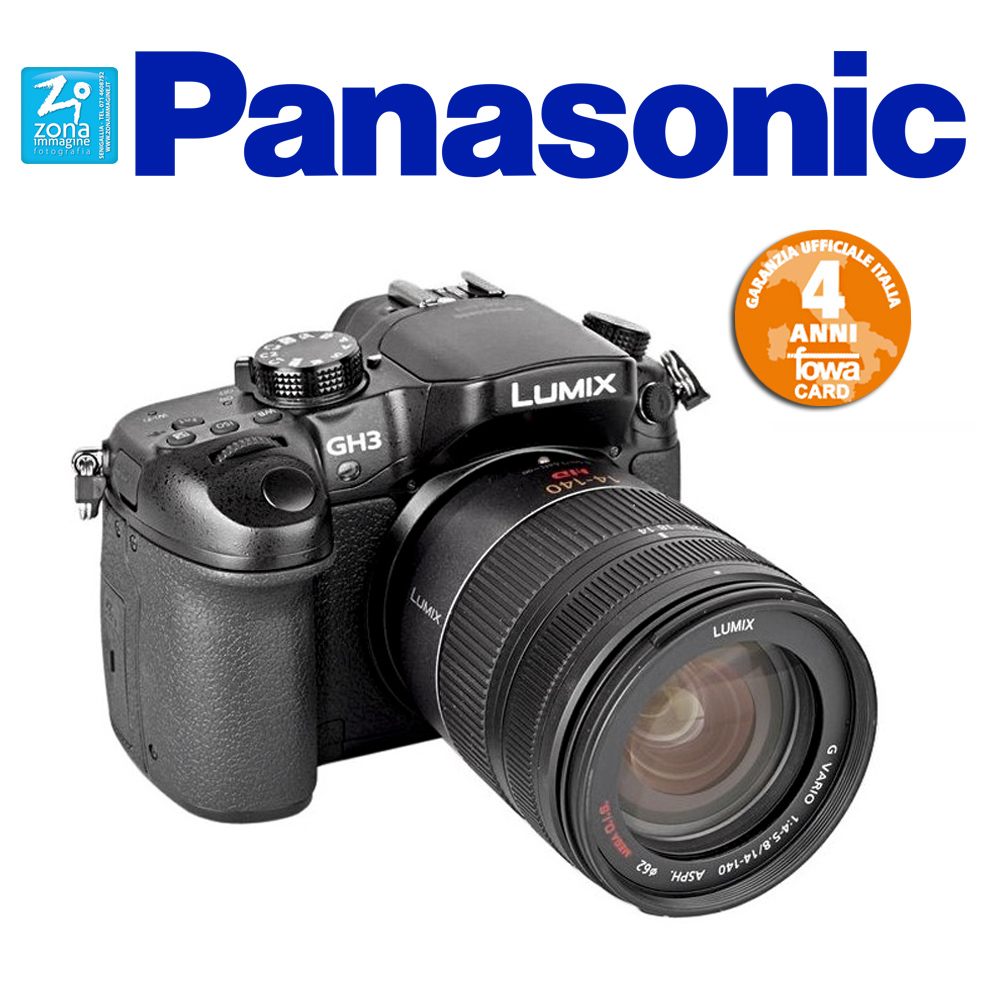 Panasonic GH3 + 14-140mm Mega OIS f4-5.8 HD