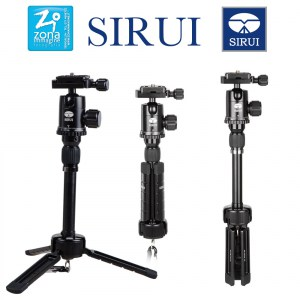 SIRUI 3T-35K Tripod Set Black