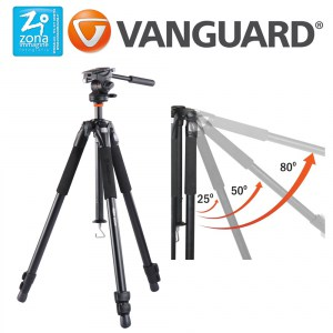 VANGUARD ABEO 283AV con testa video