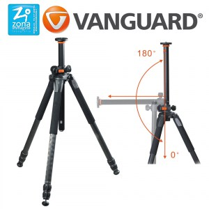 VANGUARD Alta Pro 283CT in Fibra di Carbonio