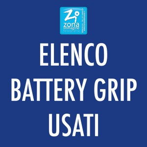 ELENCO BATTERY GRIP USATI