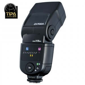 Flash Nissin Di700A + Air 1 Commander