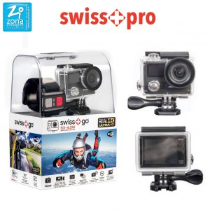 Action Cam SWISS GO SG-4.0W