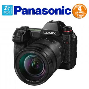 PANASONIC LUMIX DC-S1R KIT 24-105MM f4 OIS