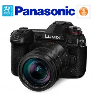 PANASONIC LUMIX G9 + 12-60mm f2.8-4 Leica