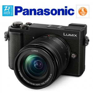 PANASONIC GX9 + 12-60mm f3.5-5.6 POWER O.I.S.