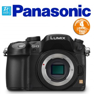PANASONIC GH3 BODY