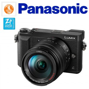 PANASONIC GX80 + 14-140mm f3.5-5.6 ASPH Power OIS