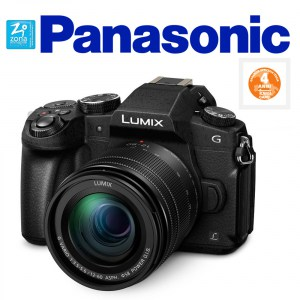 PANASONIC G80 + 12-60mm G f3.5-5.6 Asph Power OIS