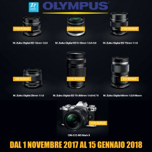 OLYMPUS SAVE THIS WINTER
