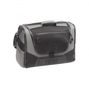 borsa Tenba Shootout Courier 17 silver/black
